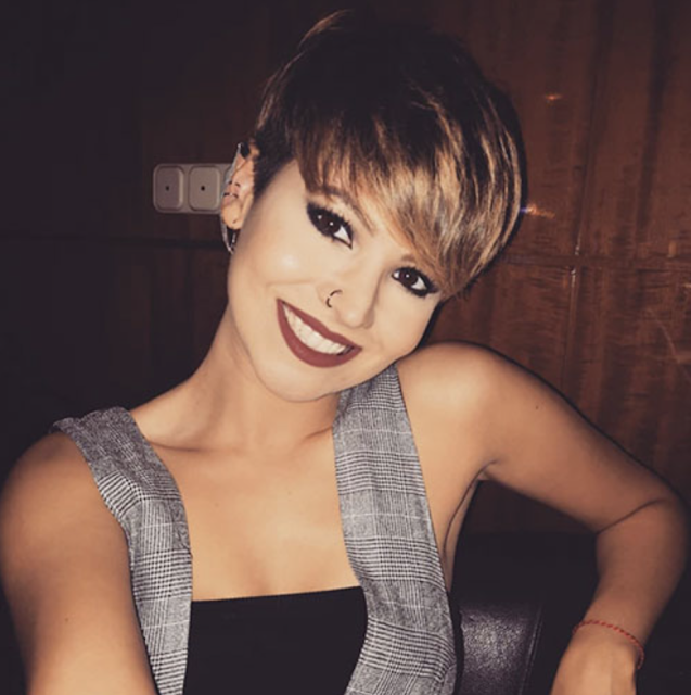 pixie bob haircut with bangs