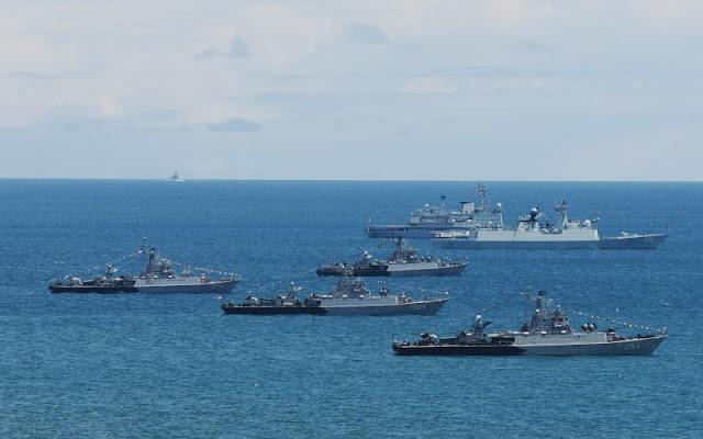 Perairan Sulu: Poros Kriminalitas Maritim Indonesia-Malaysia-Filipina?