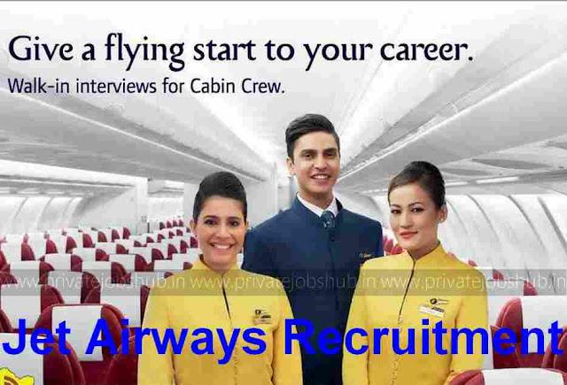 Jet Airways Recruitment