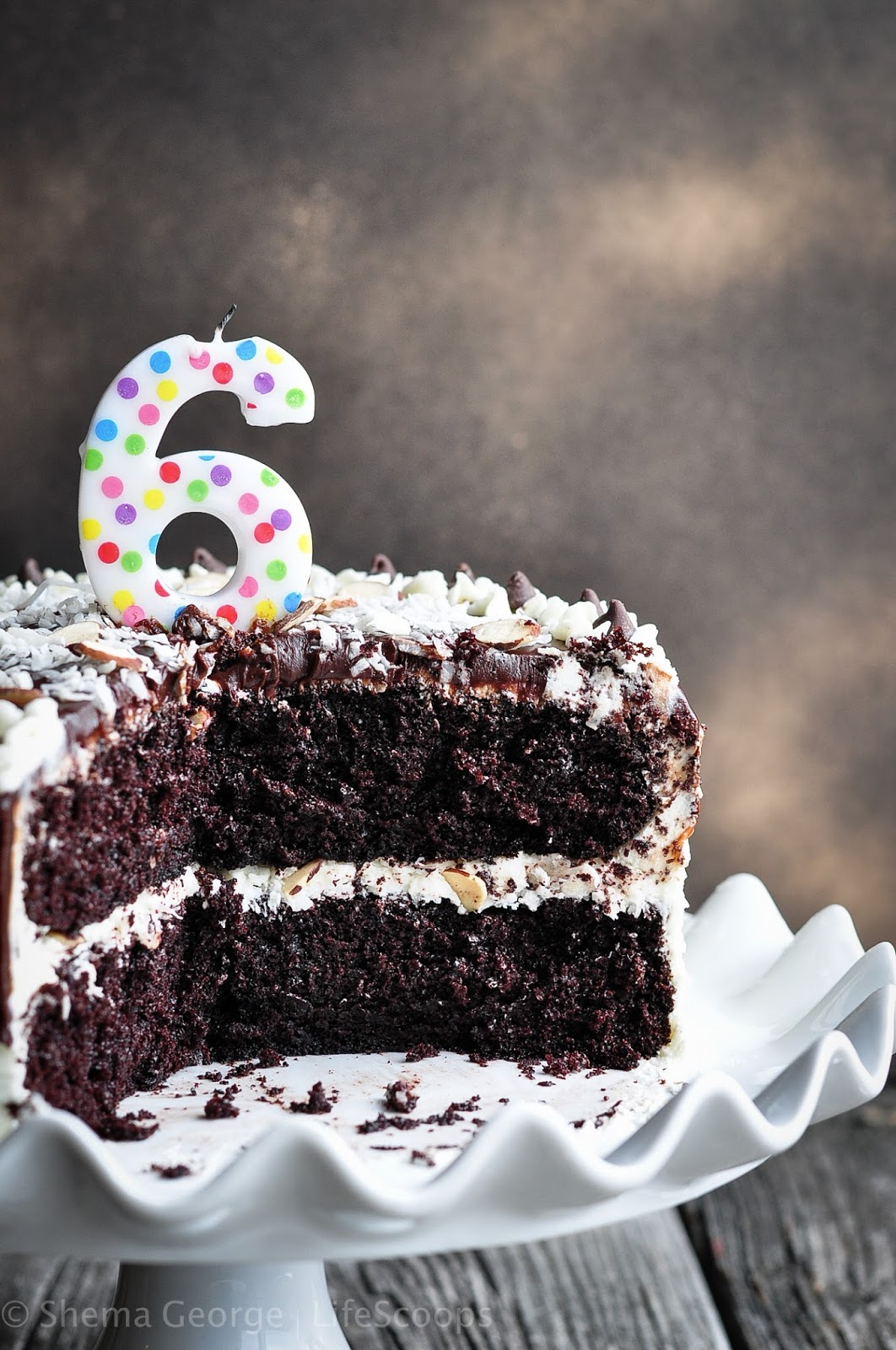 Almond Joy Cake From Cake Mix