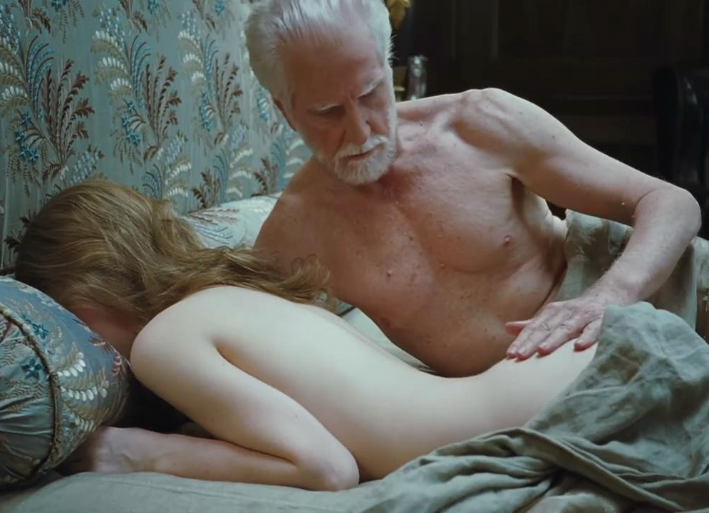 Sleeping Beauty (2011) - Lucy's (Emily Browning) silent void