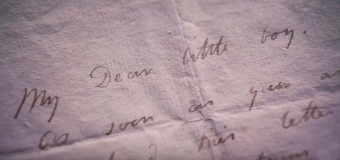 Carta de la duquesa a su hijo