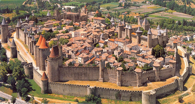 Image result for carcassonne frança