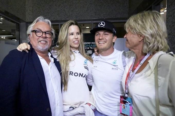 """Keke Rosberg: """"¿Suerte Nico? Suerte tuvo Hamilton dos veces"""""""