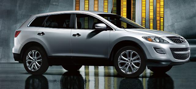 2011 Mazda CX9 Overview