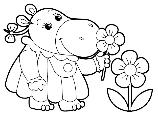 Little Boy Coloring Page Jungle Animal Doll Coloring Pages For Ba