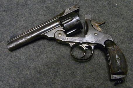 Armi usate web portal revolver tettoni 1916 calibro 10 4 for Prezzo alluminio usato al kg 2016