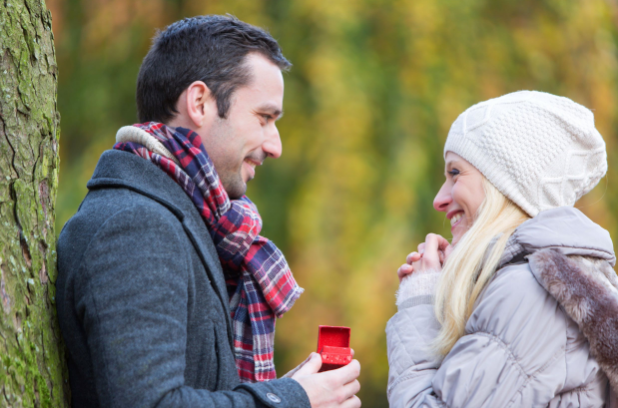 Over 15,000 UK Couples Got Engaged This Valentine's