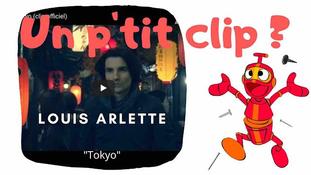 Tokyo est le nouveau clip de Louis Arlette, un clip magnifique.