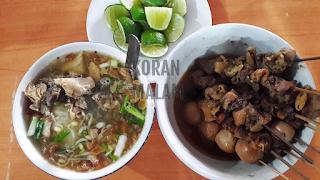 Resep Masakan - Cara Membuat Soto Bangkong (Semarang)