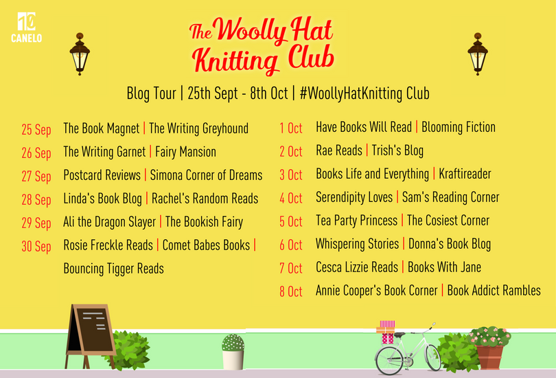 The Wooly Hat Knitting Club