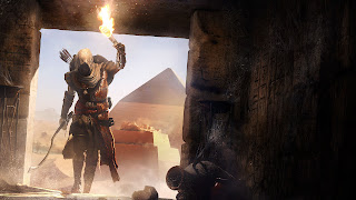 ASSASSINS CREED ORIGINS pc game wallpapers|screenshots|images