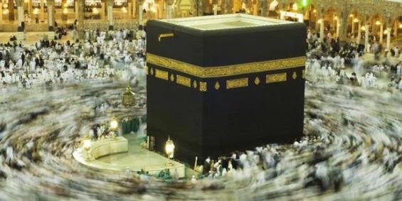 Selasa, 30 Agustus 2011, Muslim ,Makkah ,Rayakan, 1 Syawal 1432