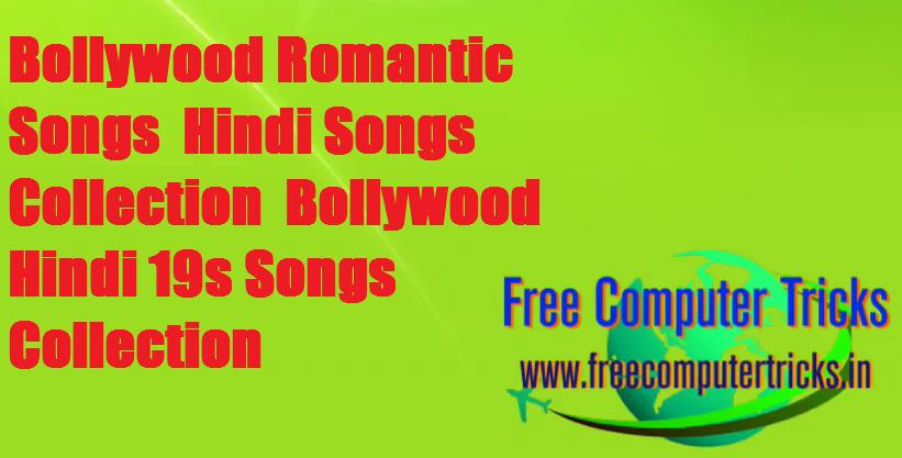 Best Bollywood Songs List