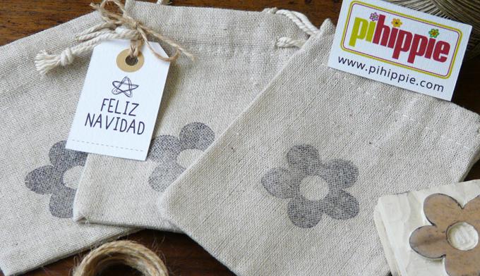 Regalos Comunión bolsas personalizadas originales invitados