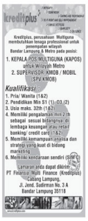 PT. Finansia Multi Finance