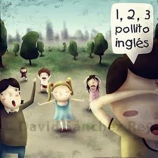 Resultado de imagen de EL POLLITO INGLES