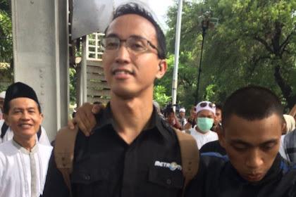 Kurang Kerjaan, MetroTV Sebut Massa Aksi Bela Islam III Berjumah 50Ribu, Akibatnya Diusir Lagi