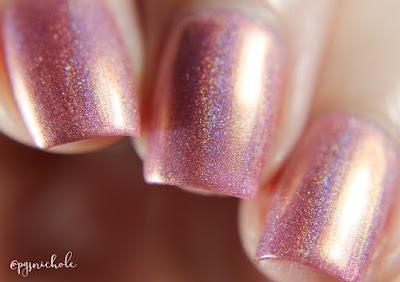 Grace-Full Nail Polish Nude Blush | Delicate Neutrals