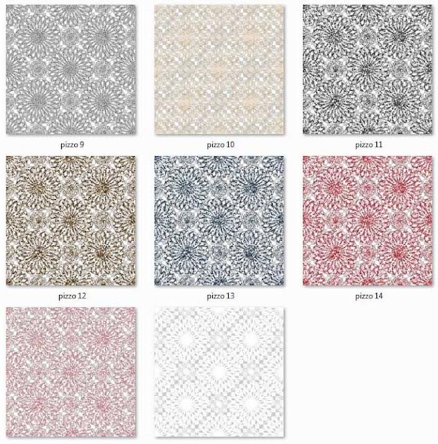 lace textures color palette #2
