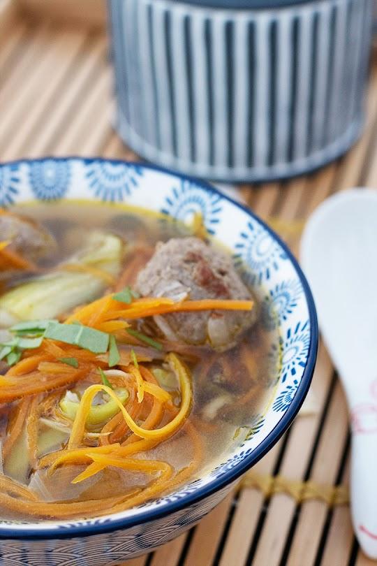 recette Bouillon bœuf carotte