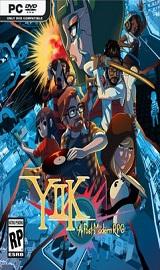 YIIK A Postmodern RPG - YIIK A Postmodern RPG-DARKSiDERS