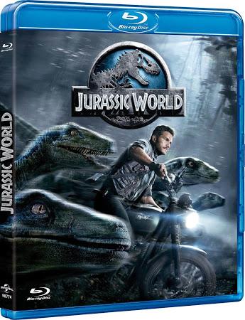 Jurassic World Mundo Jurásico