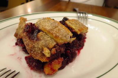 Clinton Street Baking Co., cherry pie