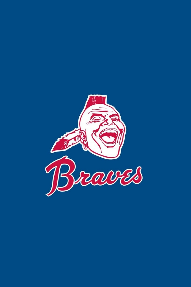 Braves Wallpaper Iphone Atlanta Braves Mlb Download Iphone Ipod Touch Android