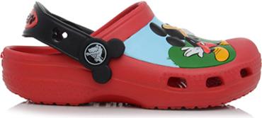 Além disso, a marca revolucionou o mercado em 2011 com o lançamento da  CROCS CHAMELEONS, um calçado para crianças que muda de cor, de um tom de  base ... a0b022aae1