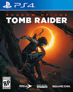 Square Enix Unveils Shadow of the Tomb Raider