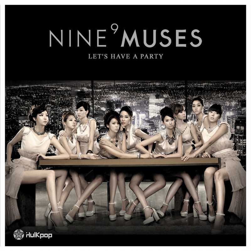 9MUSES – Let`s Have A Party – Single (AFLAC + ITUNES PLUS AAC M4A)