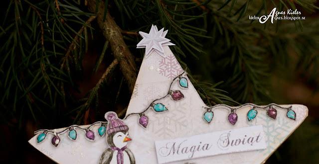 napis Magia Świąt
