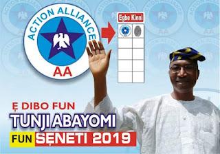 TUNJI ABAYOMI - A HERO OF DEMOCRACY!