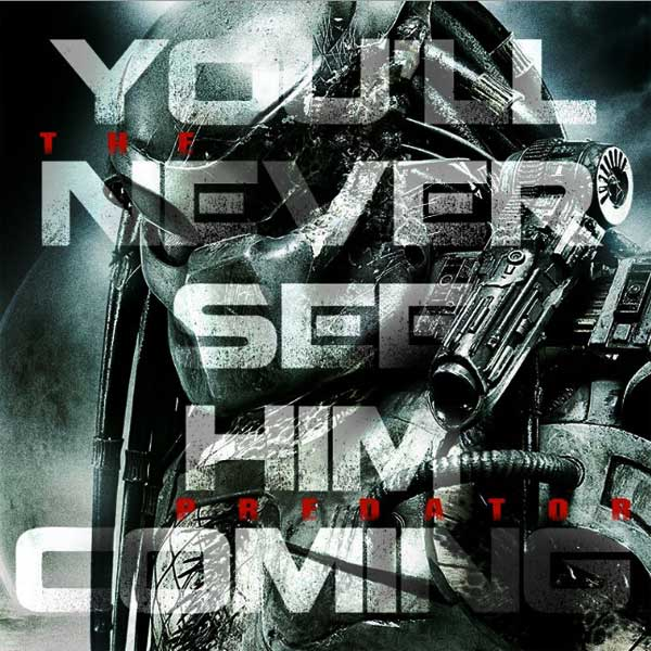 The Predator, The Predator Synopsis, The Predator Trailer, The Predator Review, Poster The Predator