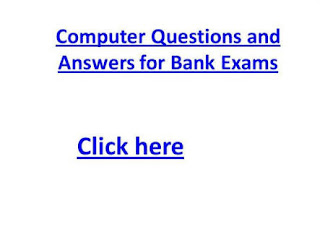 COMPUTER AWARENESS QUESTIONS WITH ANSWER
