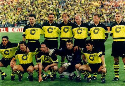 Champions League 1996/1997: Borussia Dortmund