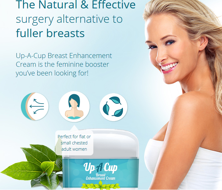 Up-A-Cup - Natural Breast Enhancement
