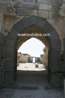 Бельвуар - Путеводитель по Израилю