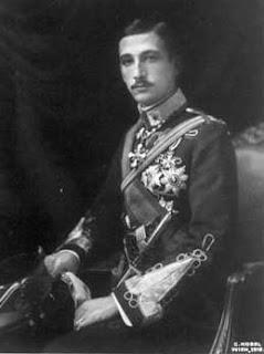 Boris III, tsar des Bulgares 1894-1943