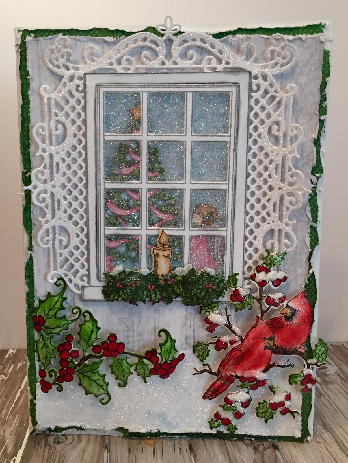 Christmas window box filler - Come Along With Us As We Set The Scene For A Tranquil Winter S Eve And A Happy Holiday Season