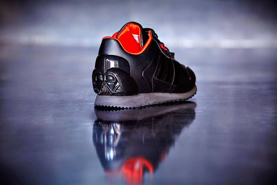 2caab6139 Para los amantes de Star Wars… llegan estas novedades 2015 por parte de  Adidas