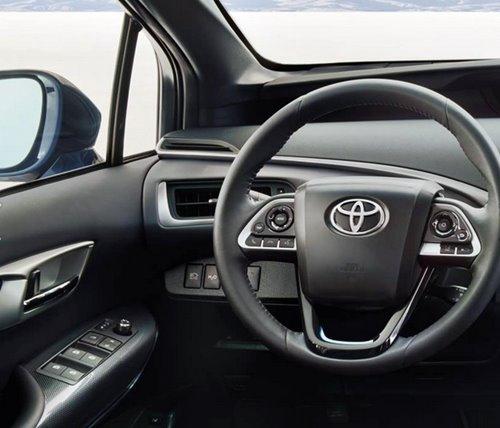 Toyota Mirai Hidrogen Generator Design