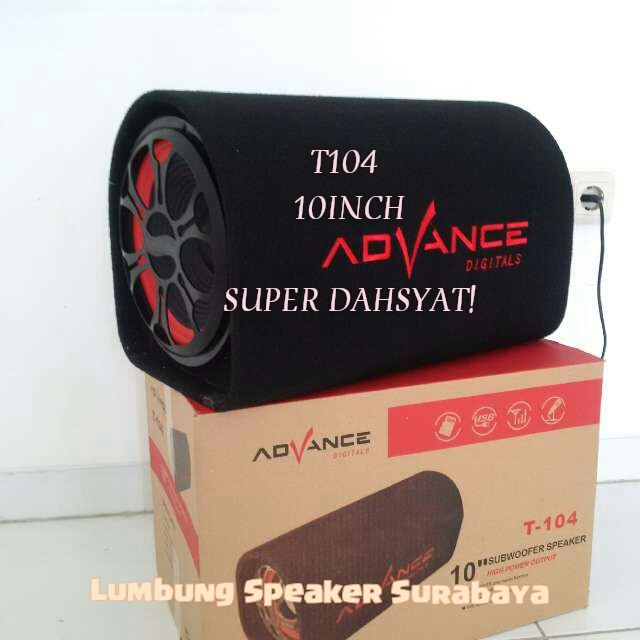 speaker tabung t104 big 10 inch lumbung speaker wa 087851484659 grosir online speaker. Black Bedroom Furniture Sets. Home Design Ideas