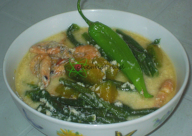 ChemDad Cooks, Easy recipe, ginataang kalabasa at sitaw, pinoy dishes, Pinoy recipe, simple recipe,