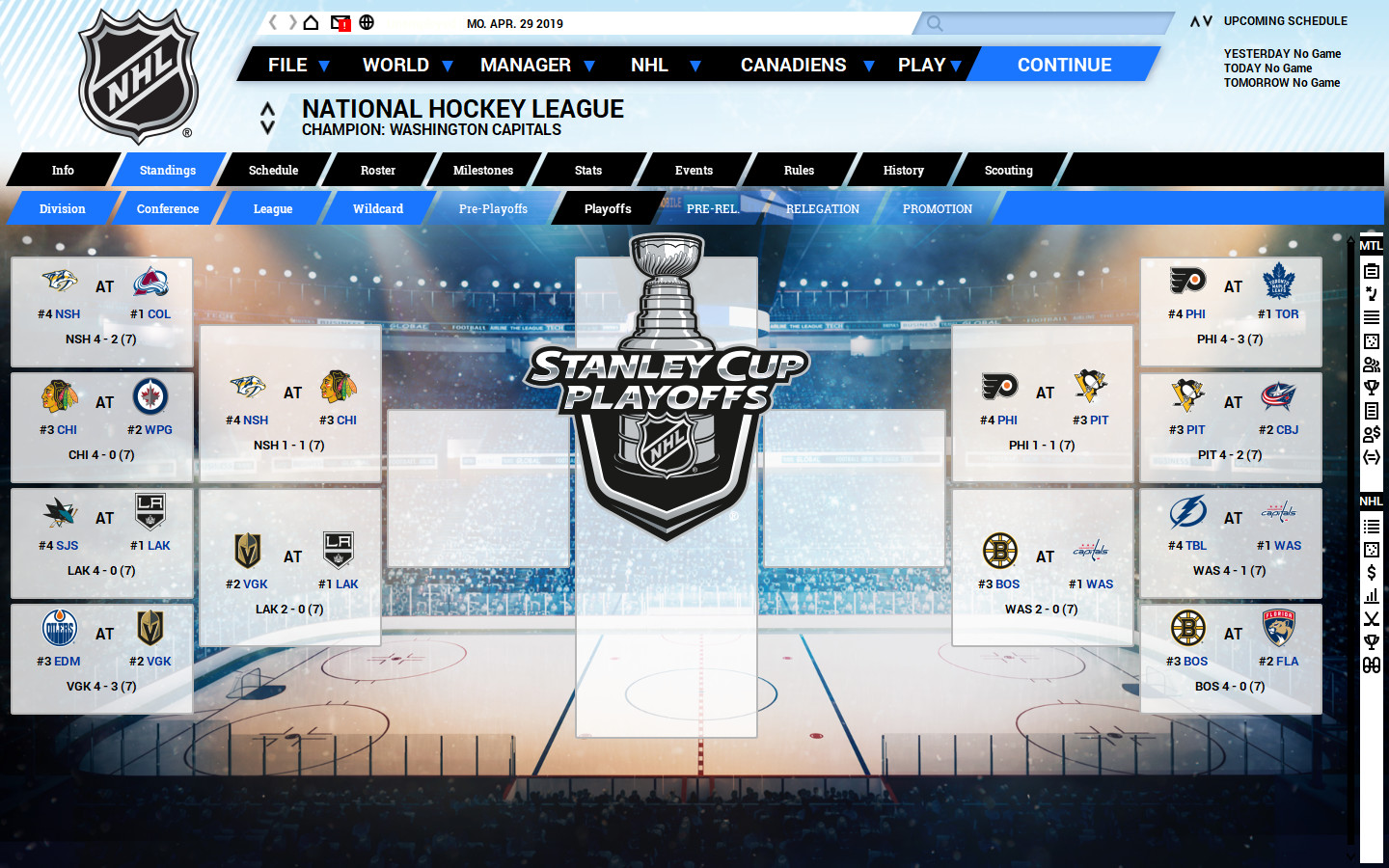Franchise Hockey Manager 5 torrent download for PC