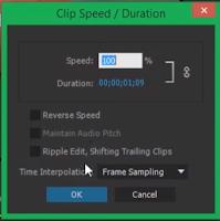 membuat slow motion