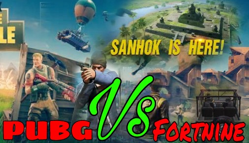 Fortnite vs PUBG: Which Game is Best  | Fortnite Vs PUBG मेसे कोनसी game अच्छा है ?