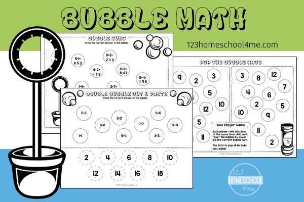 Bubble-Kindergarten-Math-Worksheets