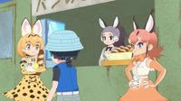 Kemono Friends 2 - Episódio 01